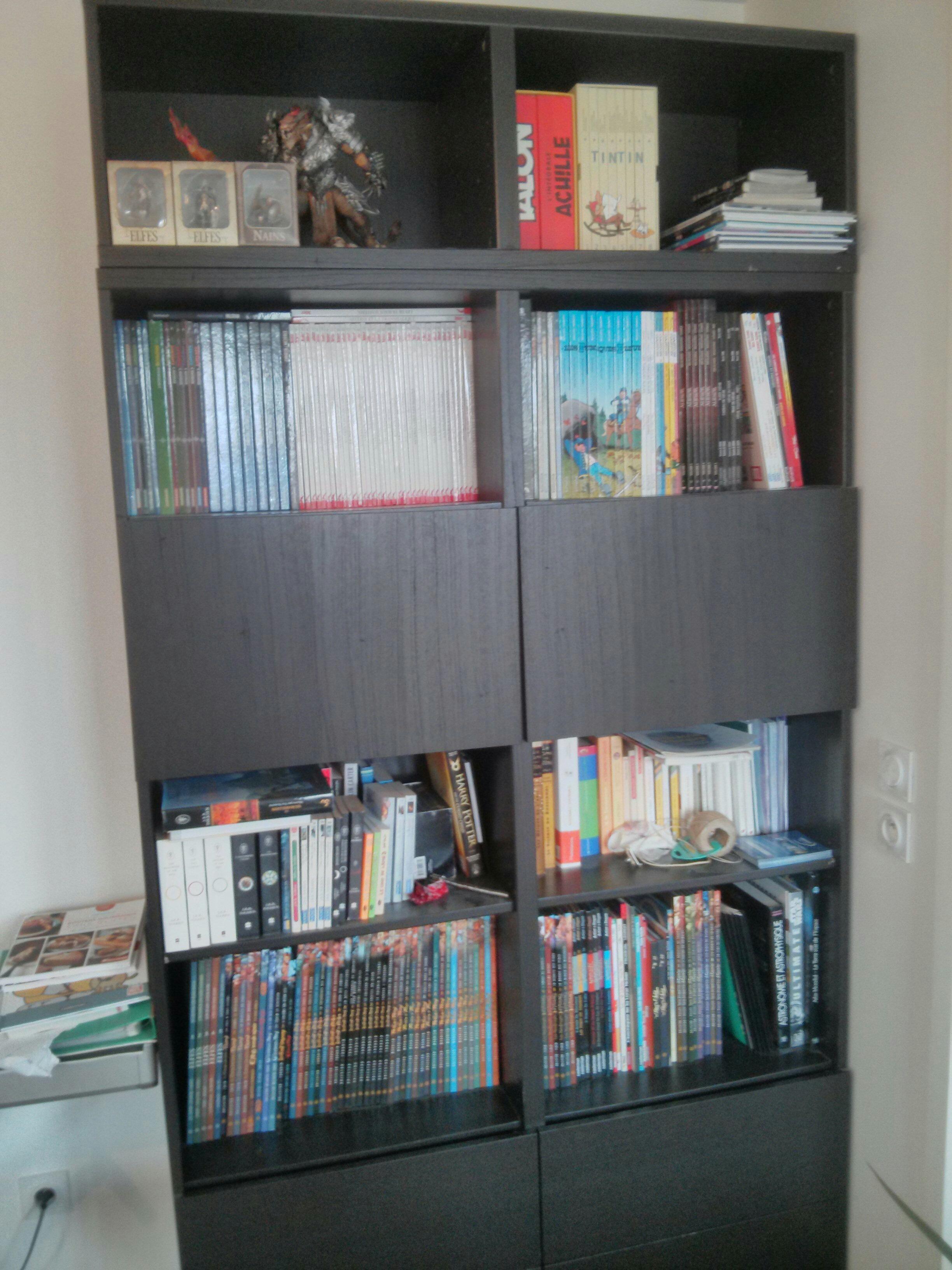biblioth que billy ikea des avis g n ralit s sur la bande dessin e page 9. Black Bedroom Furniture Sets. Home Design Ideas